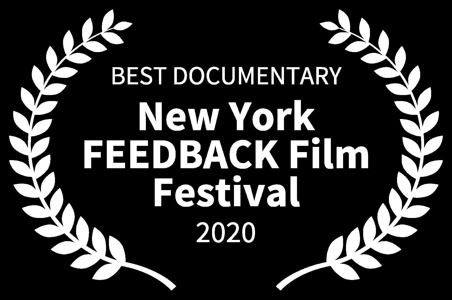 New York Feedback Film Festival