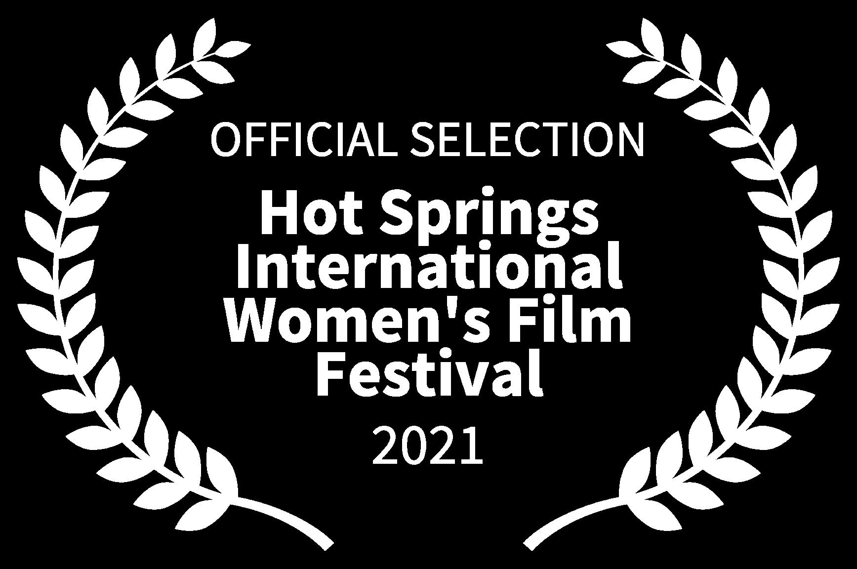 Hot Springs International Woman's Film Festival