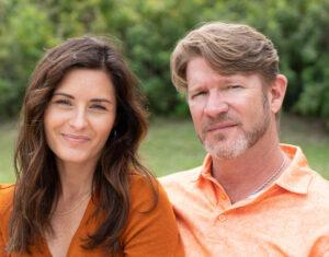 Kimberly Resch and Brian Ross